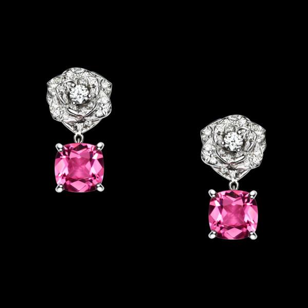 Piaget - Rose Earings 6