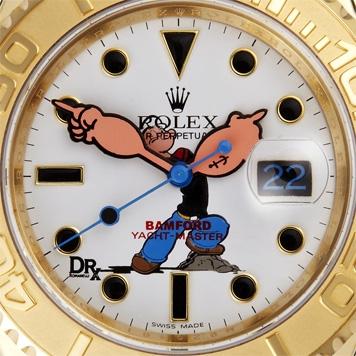 Popeye Rolex Yatchmaster 2