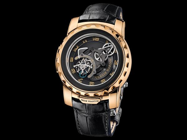 Ulysse Nardin Freak Phantom 3