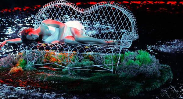 Wynn Las Vegas' Diver's Dream 1