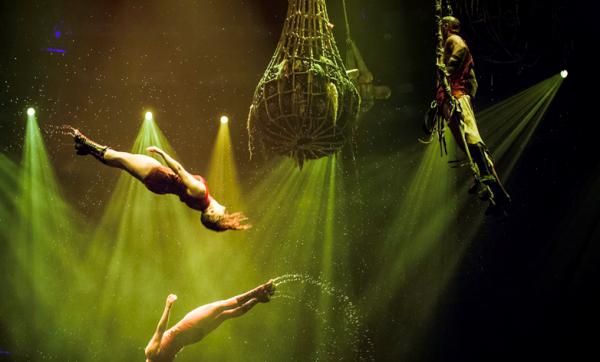 Wynn Las Vegas' Diver's Dream 3