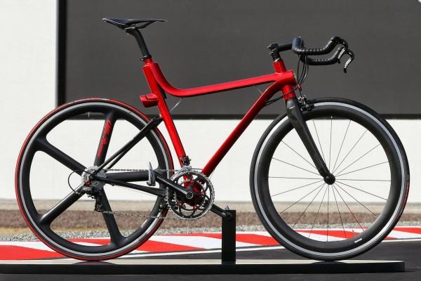 Alfa 4C bicycle - 2