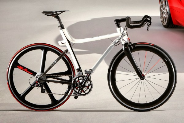 Alfa 4C bicycle - 3