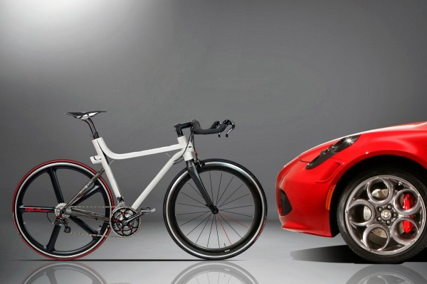 Alfa 4C bicycle - 4