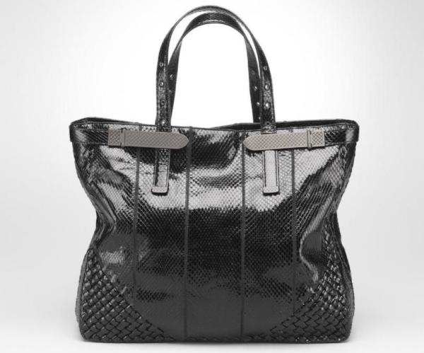 Bottega Veneta - Nero Ayers Bag
