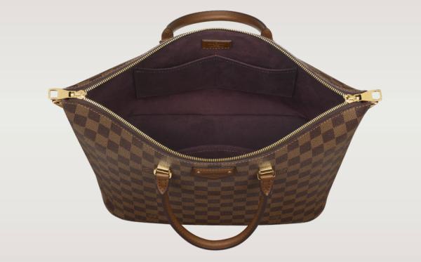 Louis Vuitton Damier Belmont - Nomade Leather 2