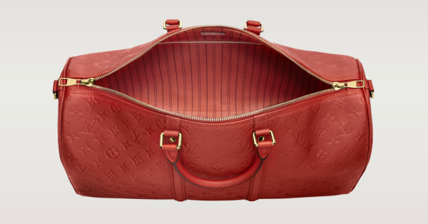 Louis Vuitton - Monogram Empreinte Keepall 45 Bandouliere 2