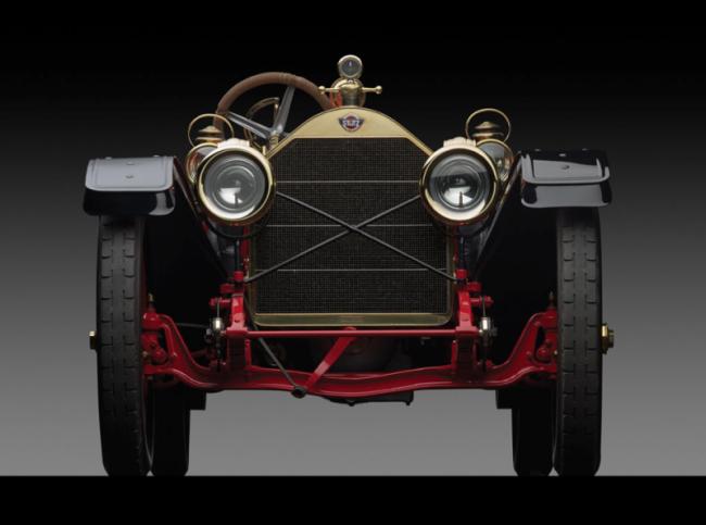 1912 Stutz Bear Cat - 2
