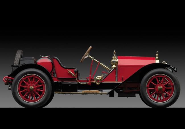 1912 Stutz Bear Cat - 5
