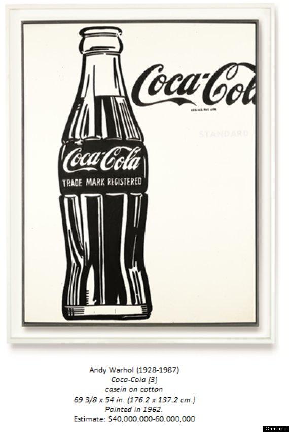 Andy Warhol's Coca-Cola 3