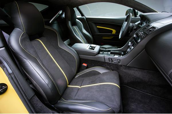 Aston Martin V12 Vantage S 15
