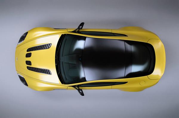 Aston Martin V12 Vantage S 5
