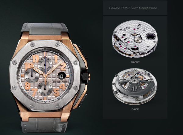Audemars Piguet Royal Oak - LeBron James 3