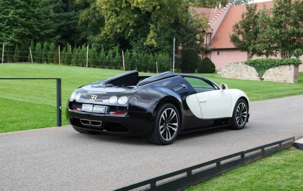 Bugatti Veyron Grand Sport Vitesse Lang Lang - 2