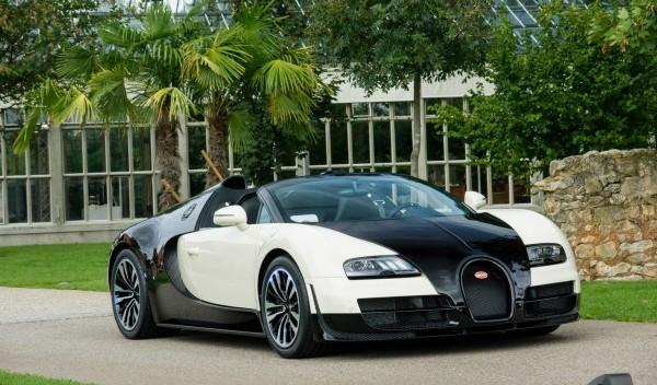 Bugatti Veyron Grand Sport Vitesse Lang Lang - 7