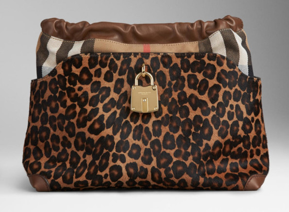 Burberry Prorsum - little crush animal and check 1