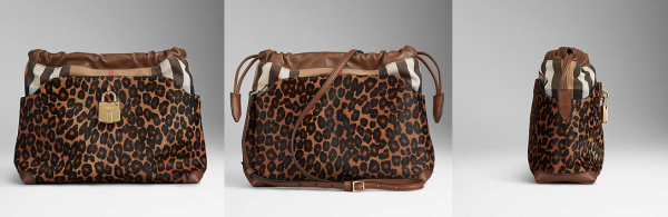Burberry Prorsum - little crush animal and check 2