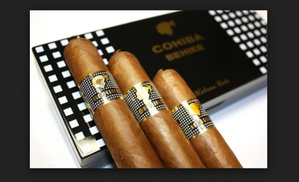 Cigars - Coheba Behike 4