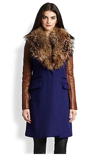 DVF - Bell coat 5