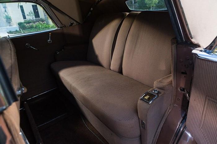Humphrey Bogart's 1940 Buick Phaeton 2
