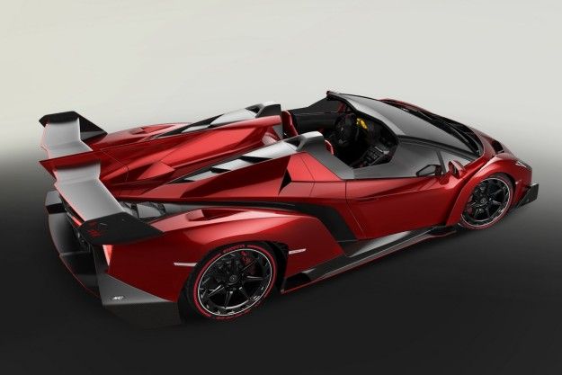Lamborghini - Veneno Roadster 1