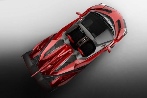 Lamborghini - Veneno Roadster 3