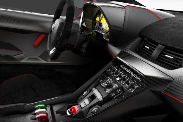 Lamborghini - Veneno Roadster 4