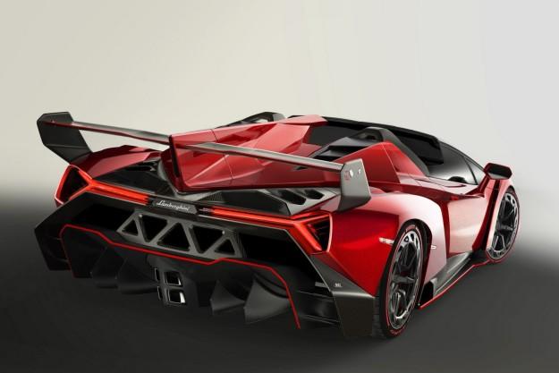 Lamborghini - Veneno Roadster 6