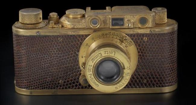 Leica II Luxus camera 2