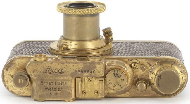 Leica II Luxus camera 4
