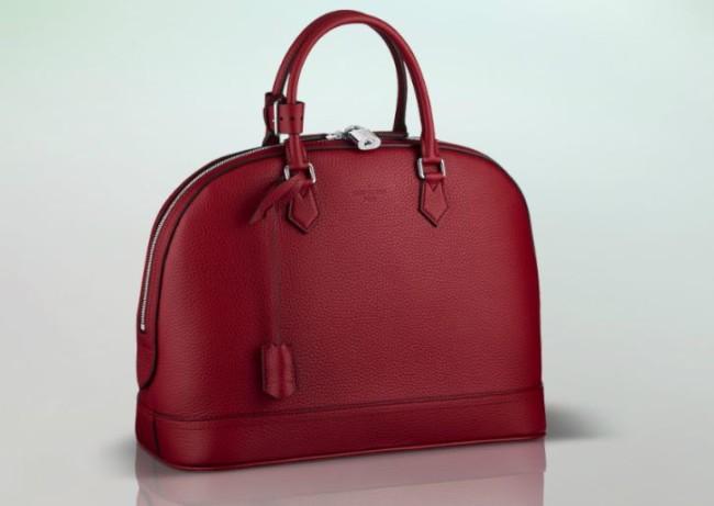 Louis Vuitton - Alma Bag in Taurillon Leather 2