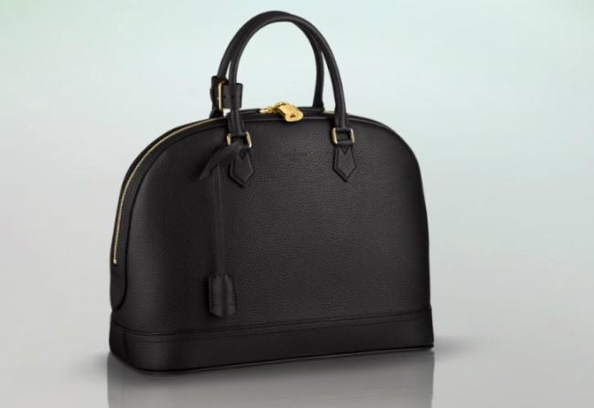 Louis Vuitton - Alma Bag in Taurillon Leather 3