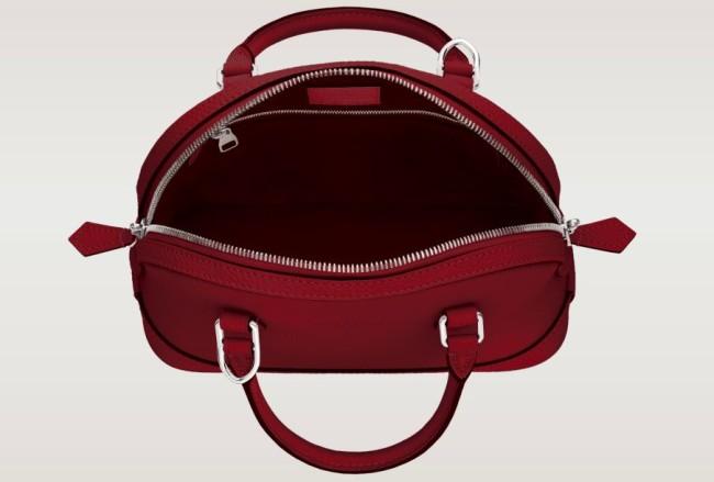 Louis Vuitton - Alma Bag in Taurillon Leather 5