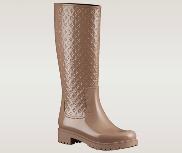 Louis Vuitton FW 2013 Womens Boots - Splash High Boot