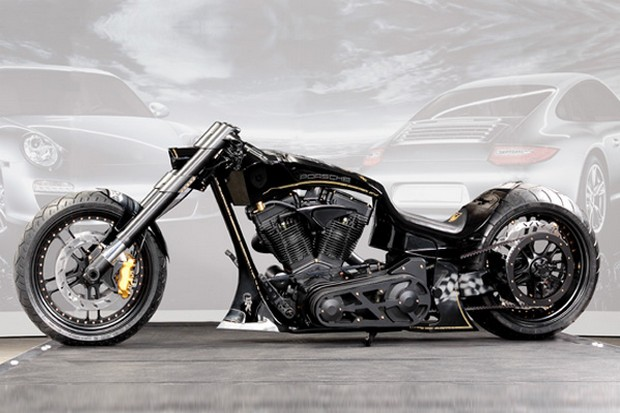 Porsche Tribute Bike 1