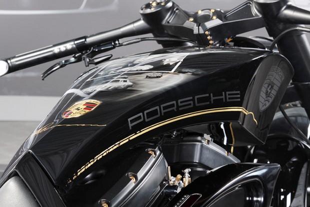 Porsche Tribute Bike 6
