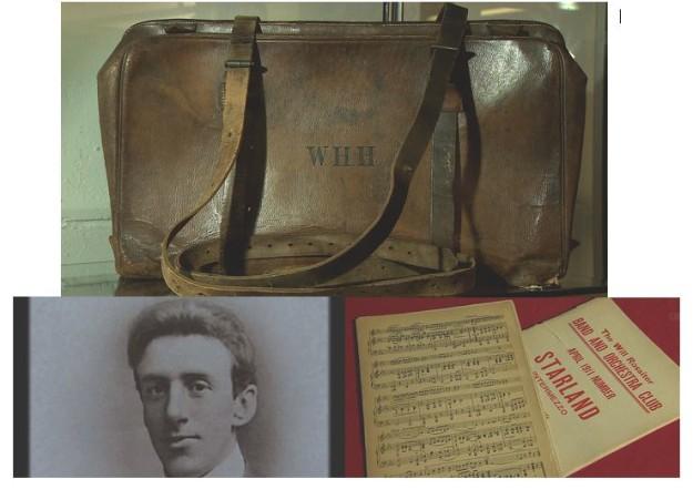 Titanic - Wallace Hartley violin 2
