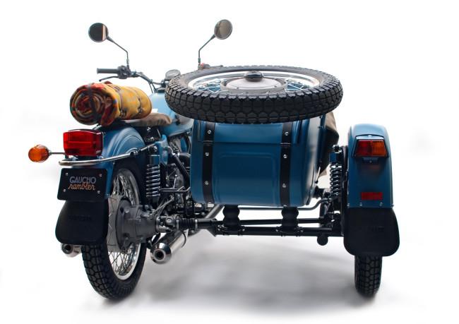 Ural Gaucho Rambler 4