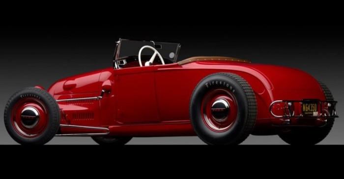 1929 Ford Dick Flint Roadster - 2