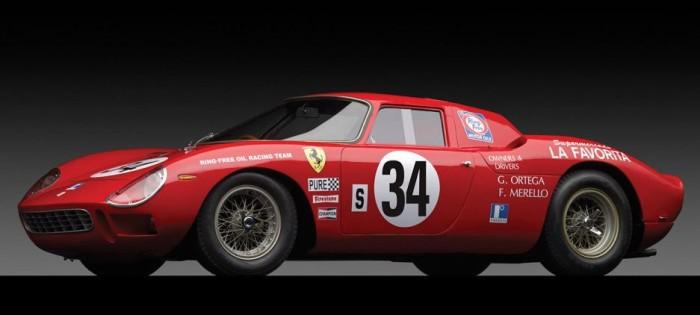 1964 Ferrari 250 LM - 1