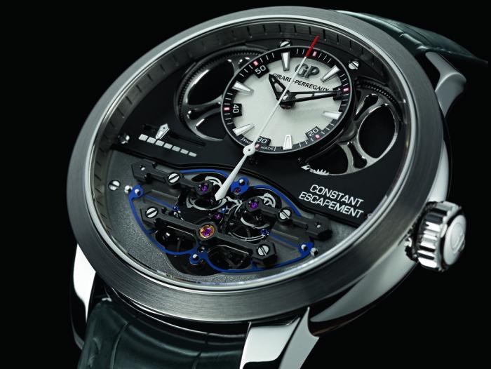 2013 Grand Prix d'Horlogerie de Genève winners - 1