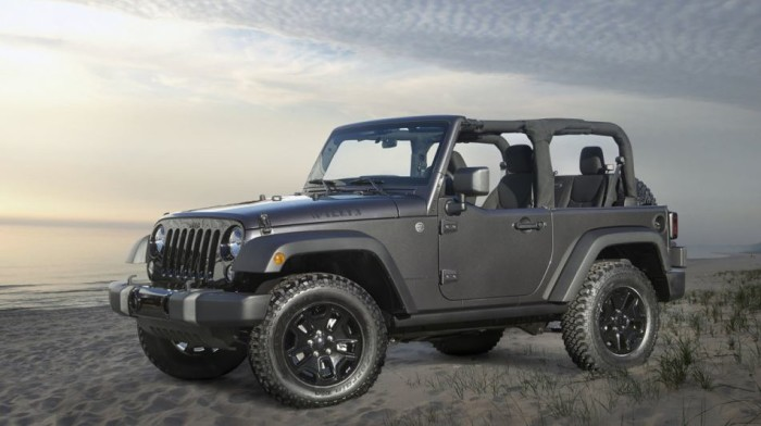 2014 Jeep Wrangler Willys Edition 2