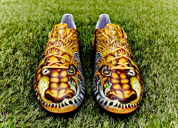 AdiZero F50 Imperial Lion-Dog 2