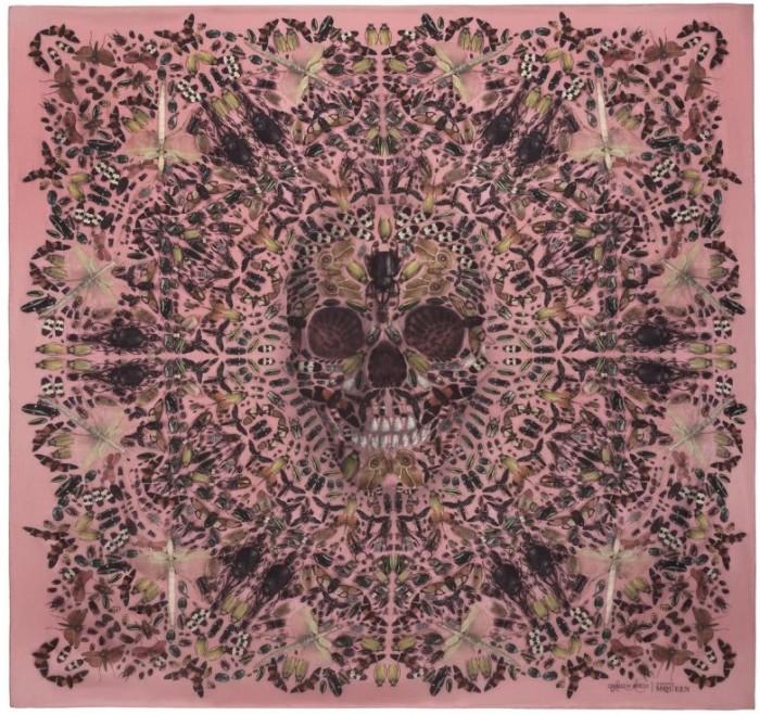 Alexander McQueen Skull Scarf - Judecca Skull Scarf