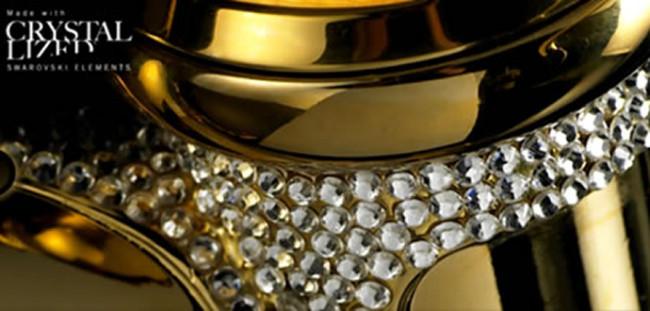 Aurumania - Crystal Edition Gold Bike 3