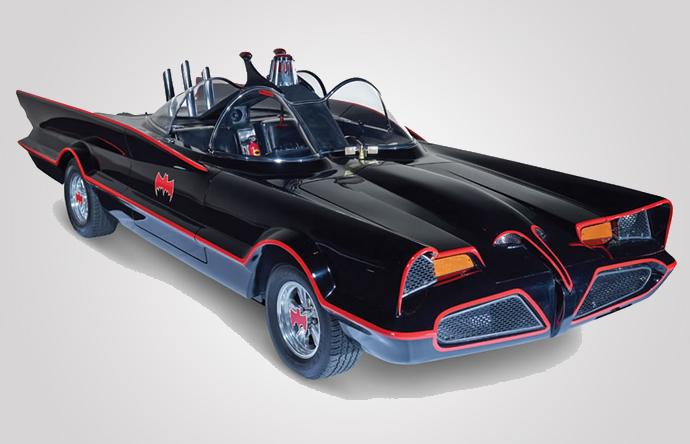 Batmobile Street Legal 1