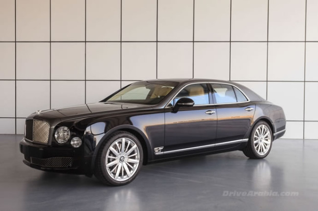 Bentley Mulsanne Shaheen Edition - 3