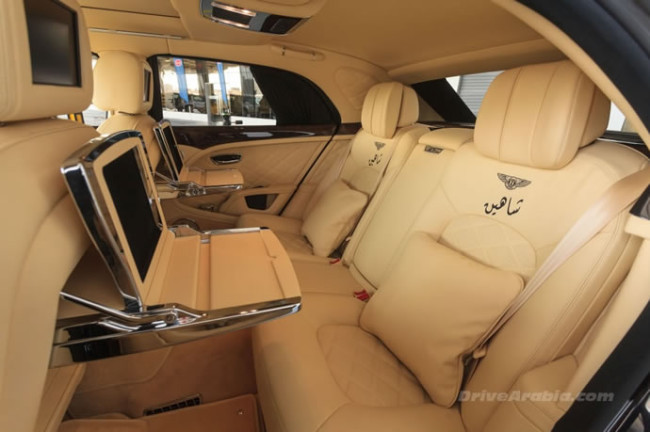 Bentley Mulsanne Shaheen Edition - 5
