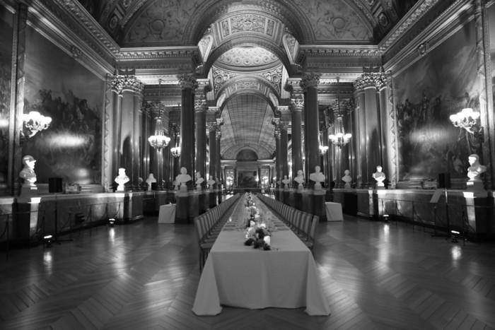 Château de Versailles - Swarovski chandelier 5