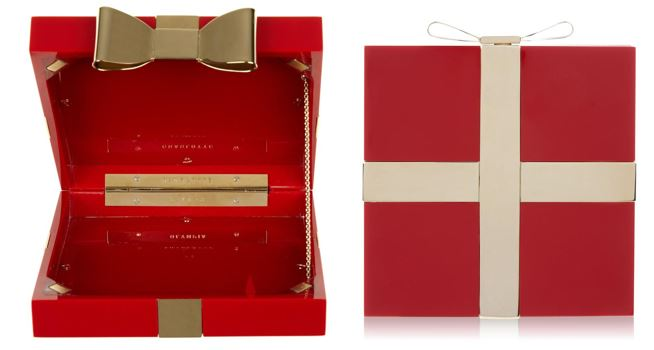 Charlotte Olympia - Gift Box Clutch